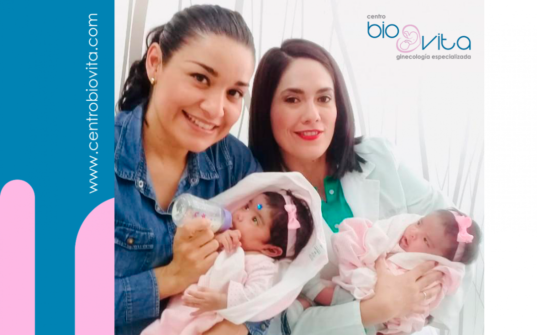 Caso de éxito: Embarazo gemelar